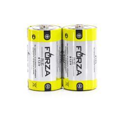 "Батарейки ""Forza"" алкалиновые тип D"
