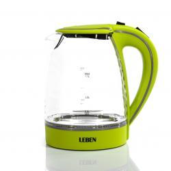 "Чайник электрический с LED-подсветкой ""Leben"" 1.7 л"