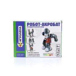 """Исследовательский набор-конструктор """"Игроленд. Робот-акробат"""""""