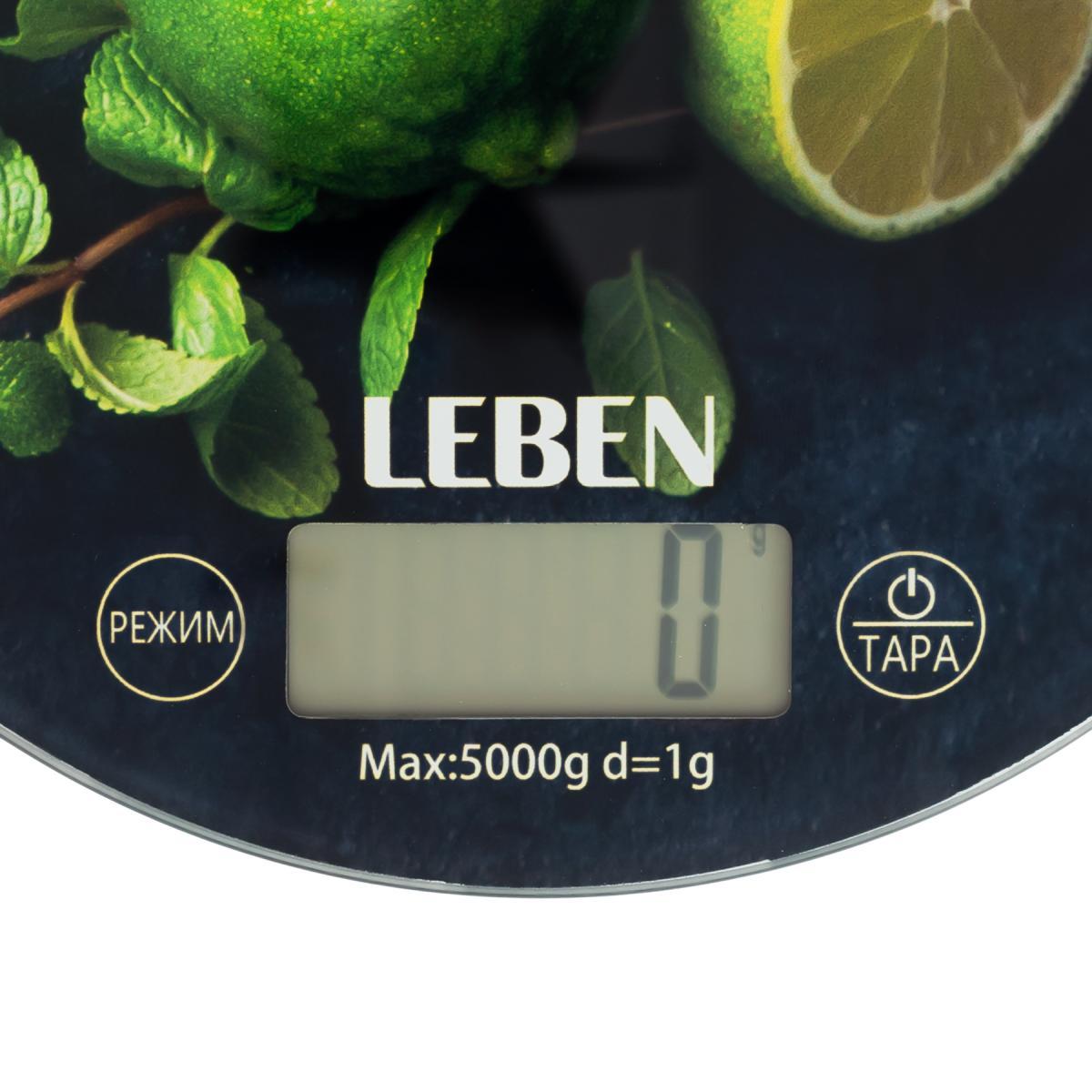 """Кухонные весы """"Leben""""  2"""