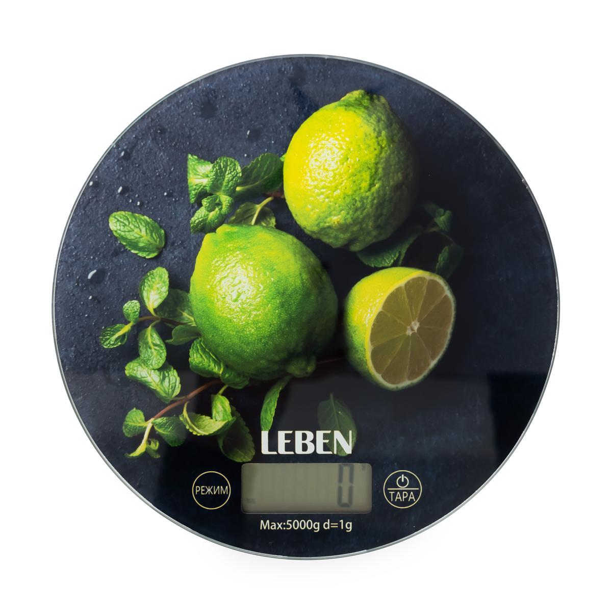 """Кухонные весы """"Leben""""  0"""