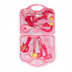 """Набор доктора в чемоданчике """"Игроленд"""" 15 предметов"""