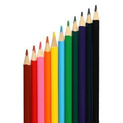 """Трехгранные цветные карандаши """"ClipStudio.Alpha"""" 12 цветов"""